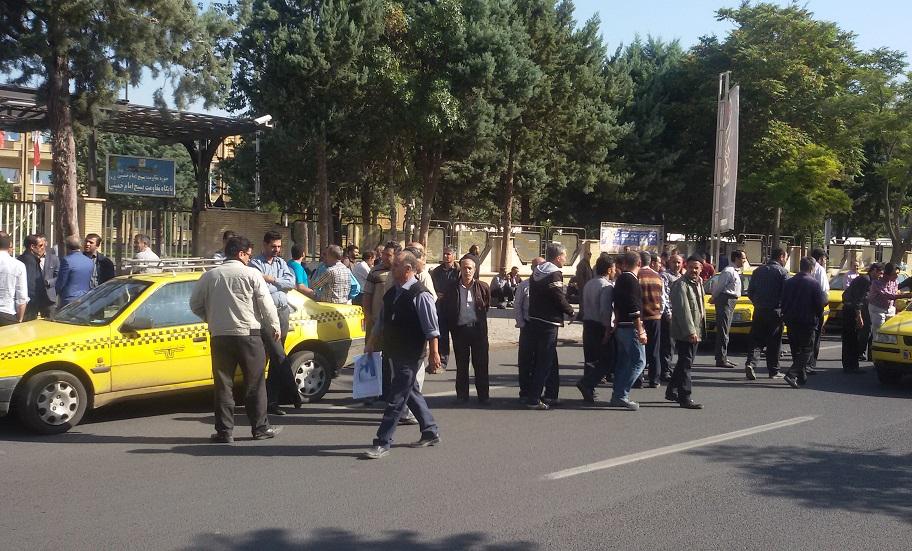 زنجان تاکسی 97
