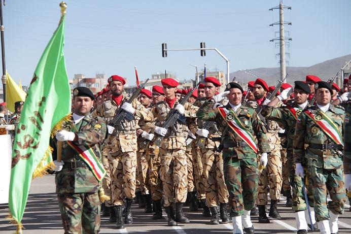 زنجان روز ارتش 98