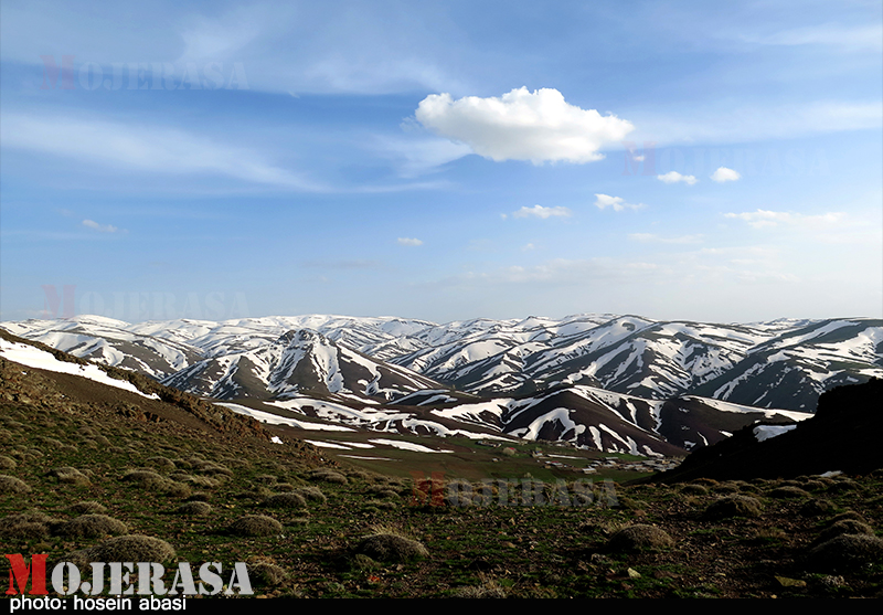 طبیعت بکر زنجان