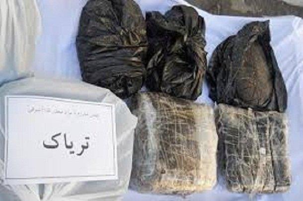 کشف 466 کیلوگرم انواع مواد مخدر در استان زنجان/ 7 باند توزیع کننده مواد مخدر در زنجان منهدم شد