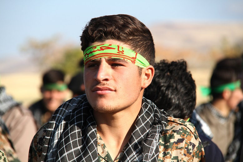 رزمایش بسیج زنجان
